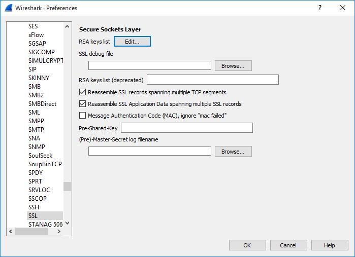 点击Edit编辑RSA key lists